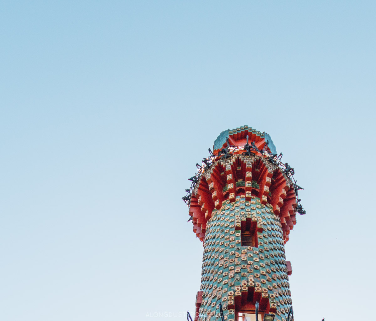 Things to do in Cantabria Spain - El Capricho de Gaudi