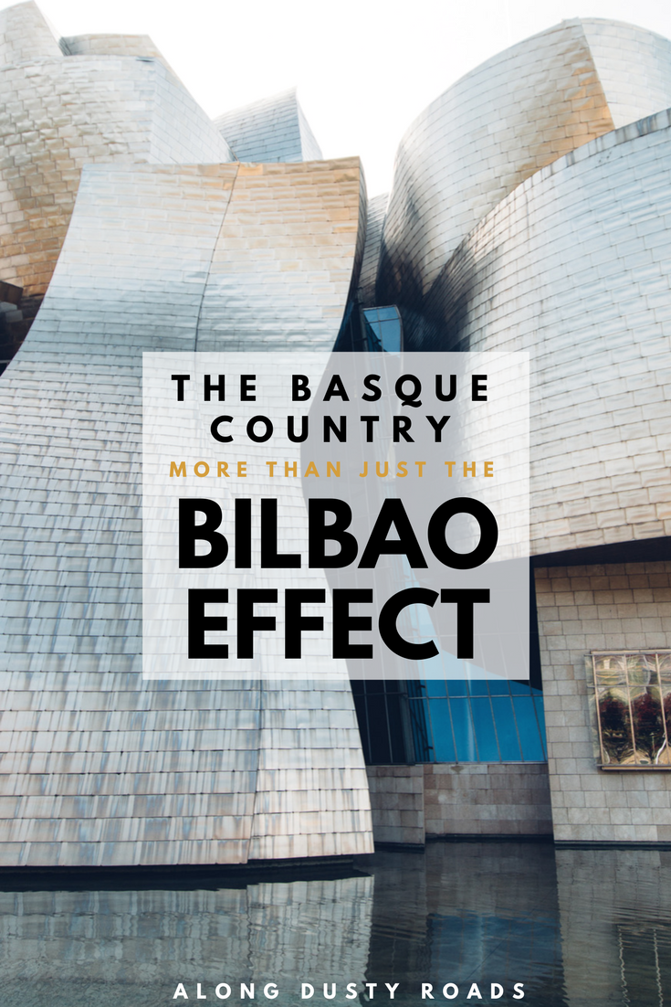 The Guggenheim has done remarkable things for Bilbao, but as we discovered, there is much more to The Basque Country than simply the avant-garde.