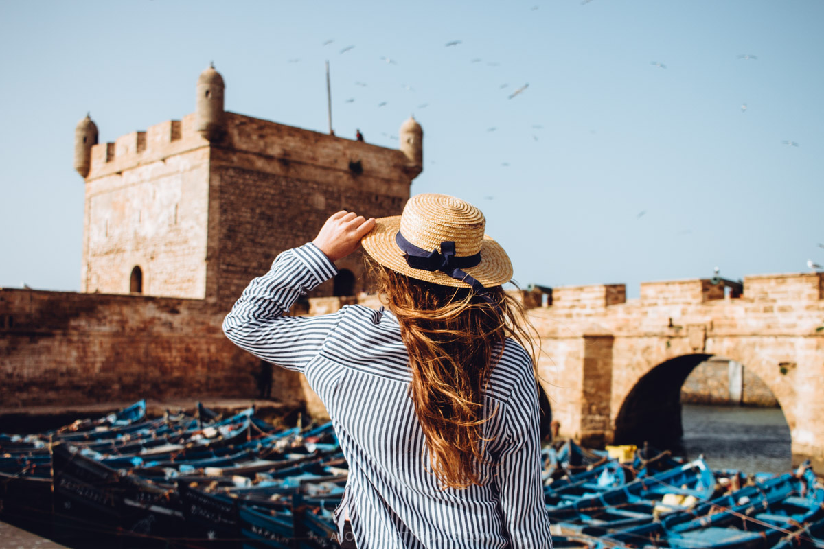 ADR year in review - Essaouira Morocco