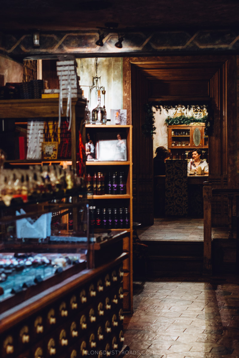 Things to do in Riga Latvia - Try Black Balsam