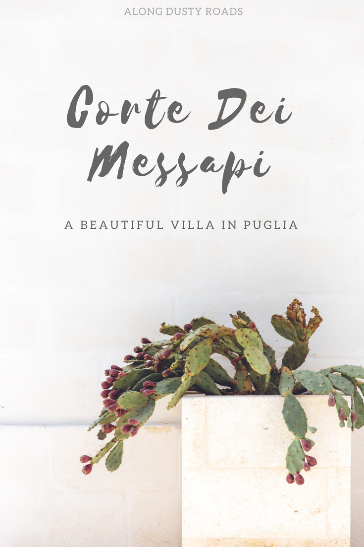 Looking for a spectacular holiday villa in Puglia, in the south of Italy? We've found one of the most beautiful! Corte dei Messapi just outside Ostuni - click on the pin to discover more.