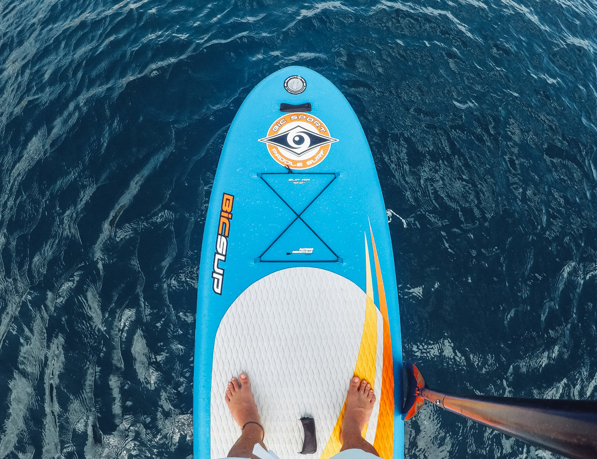 Activities Tenerife - SUP