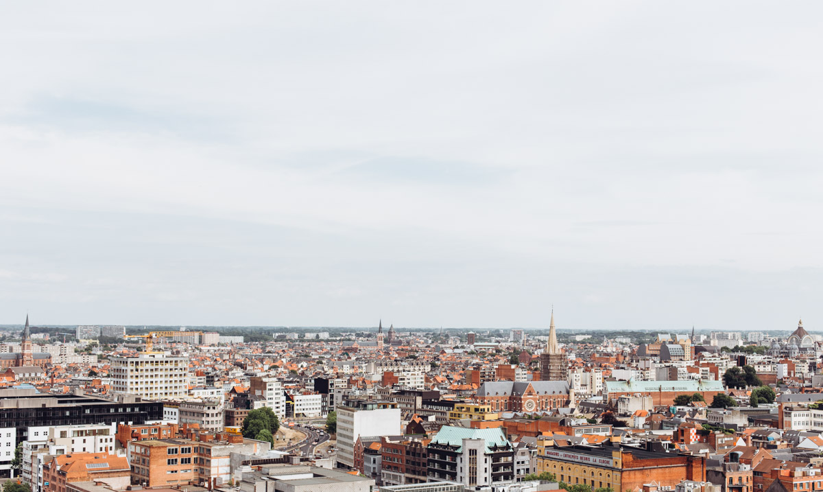 Where to find the Best View of Antwerp