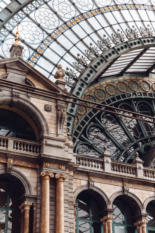 Antwerp Centraal Station - Things to Do In Antwerp