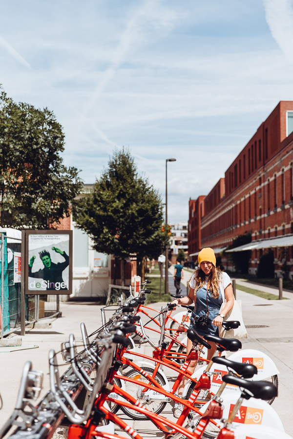 Rent a bicycle - Things to Do in Antwerp