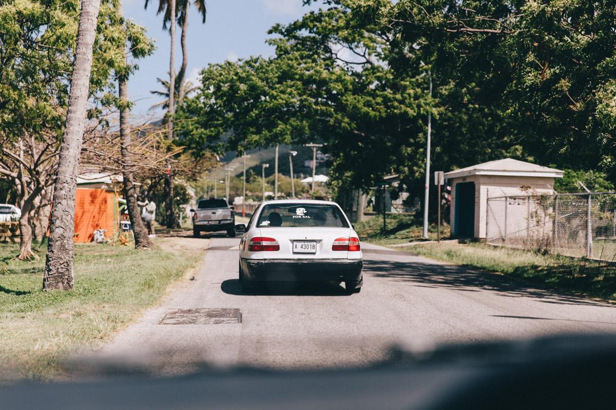 Hire a Car Antigua