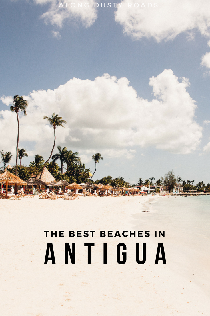 Our guide to the 10 best beaches in Antigua!