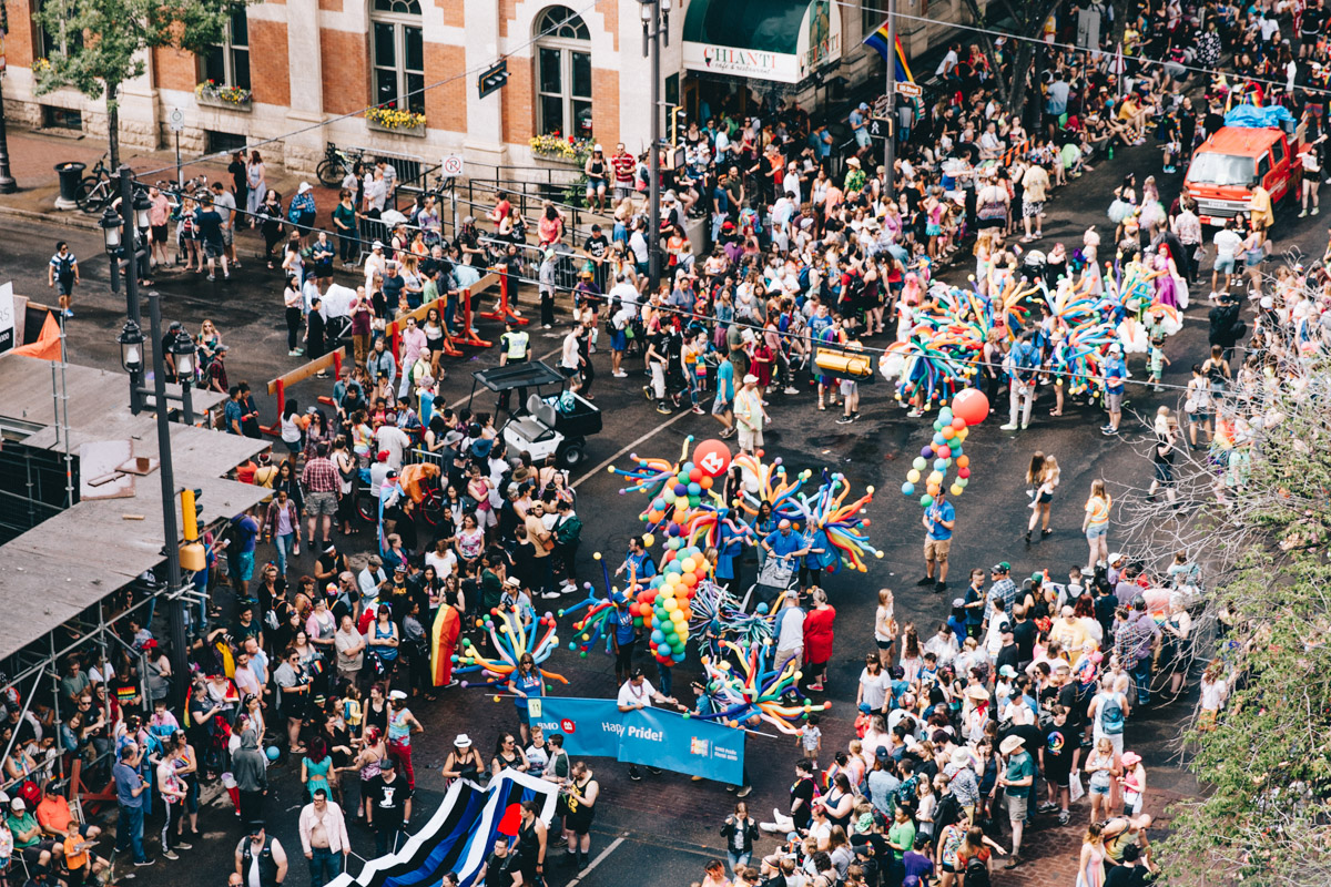 Pride Parade | Things to do in Edmonton, Alberta, Canada