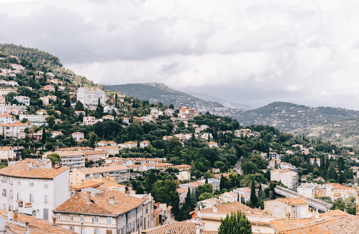 View of Grasse - Things to do In Grasse