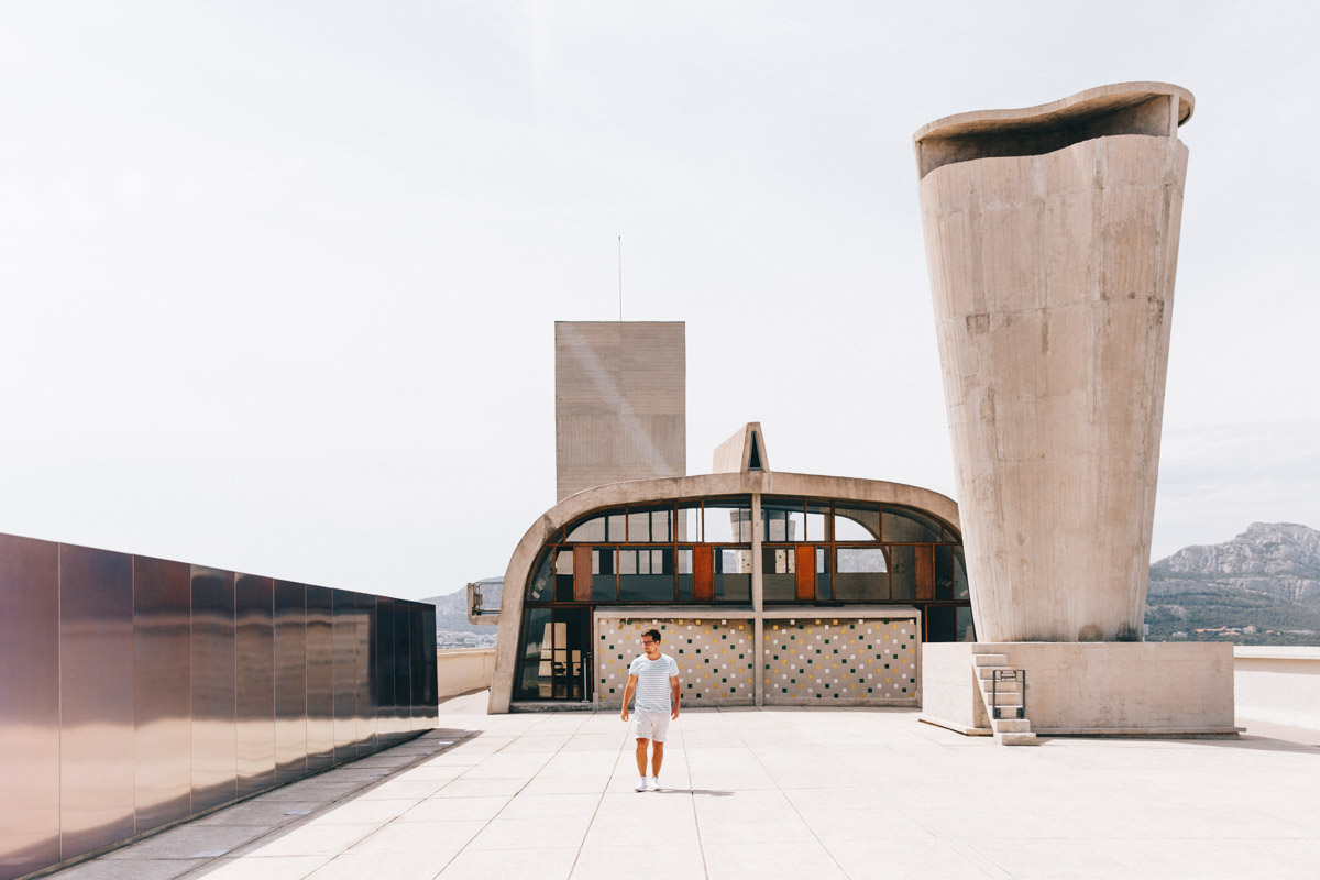 Visit Le Corbusier's Unite d'habitation - Things to Do in Marseille