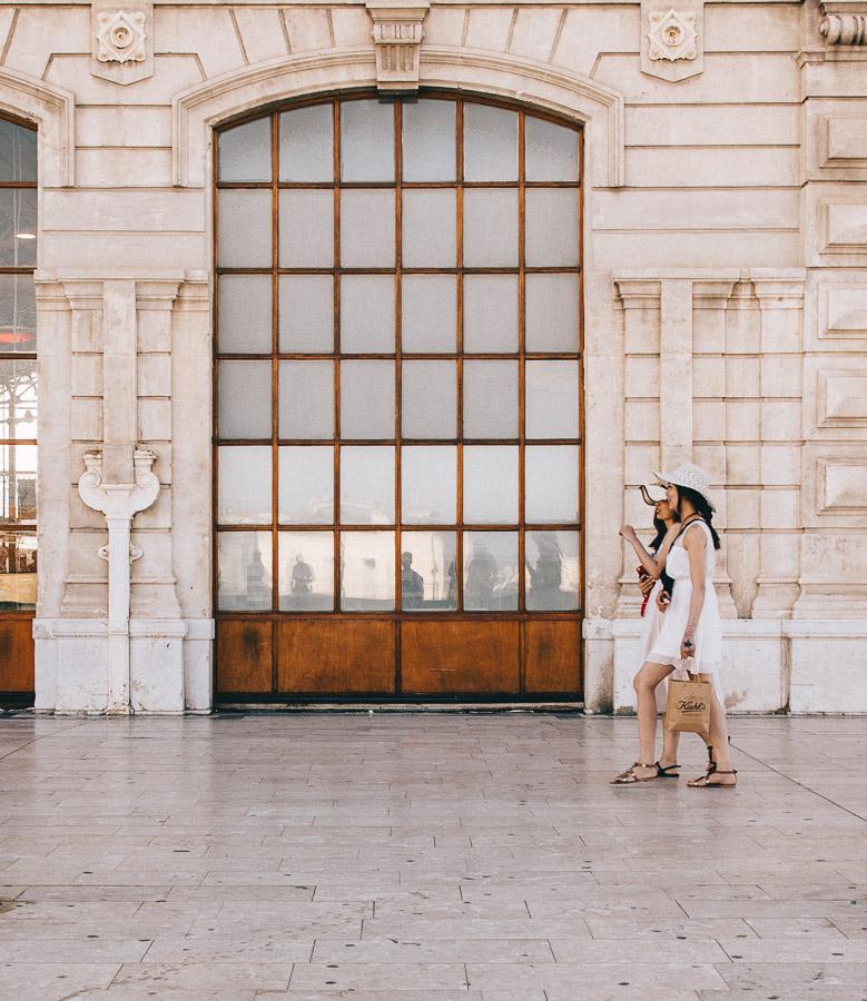 Marseille Bus station
