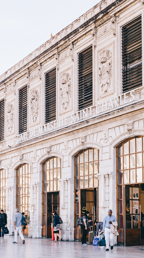 Marseille Train Station - Things to do in Marseille