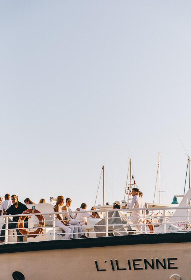Sailing in Marseille