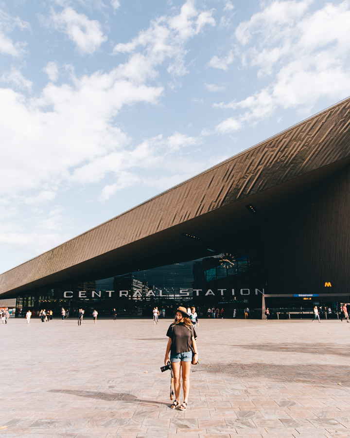 Things to do in Rotterdam - Centraal Station
