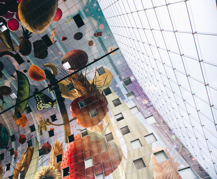 Things to do in Rotterdam - Markthal