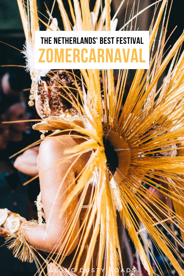 Rotterdam Carnival, ZomerCarnaval, is a festival of fun!  And a must-do for a summertime trip to the Netherland's.