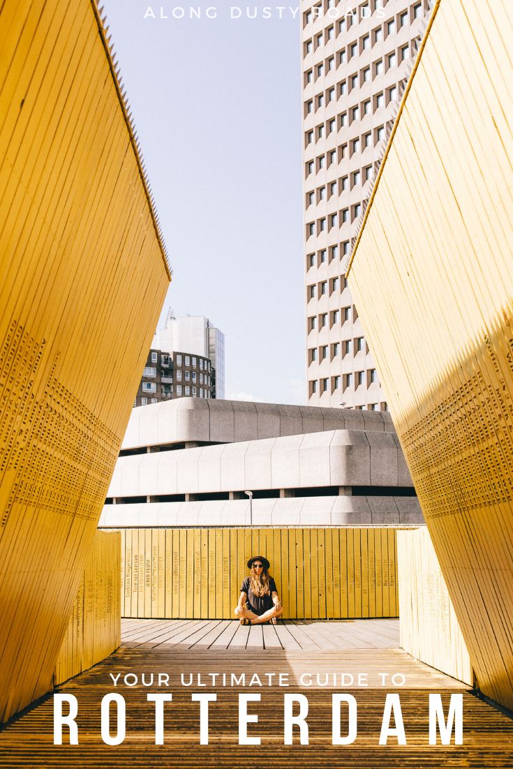 Rotterdam is a wonderful alternative European city break - find out everything you need to plan a trip, including the best things to do in Rotterdam!
