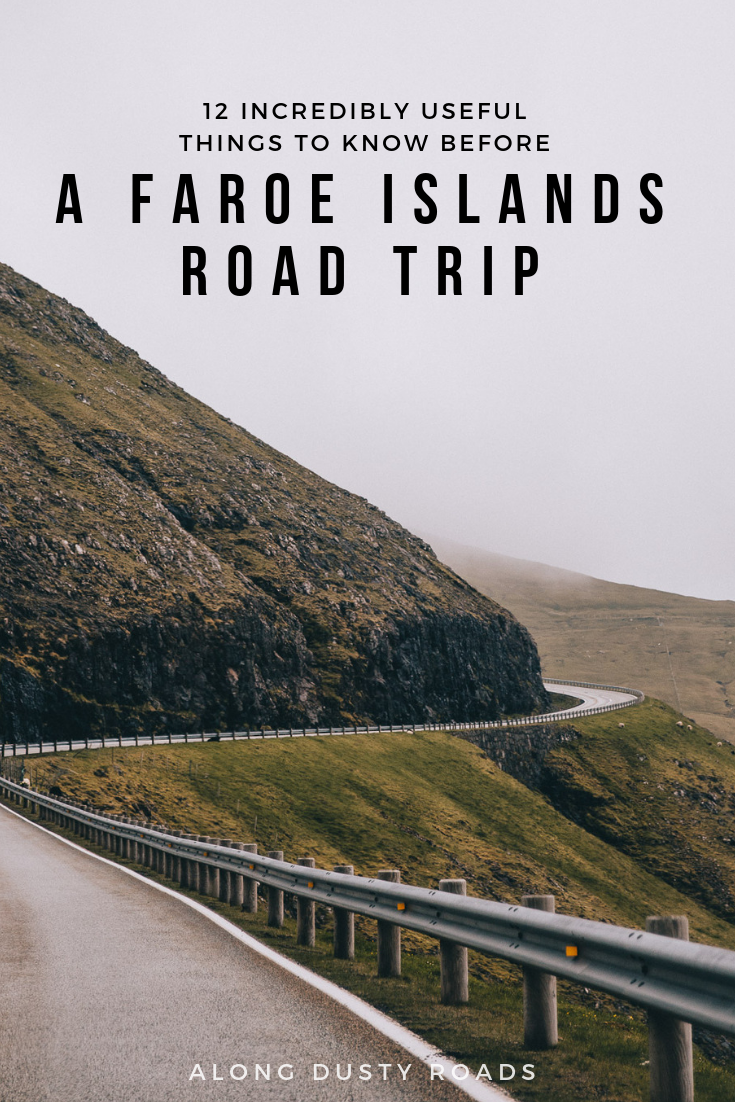 The Faroe Islands are made for a road trip - but be sure to read this post before you take yours!