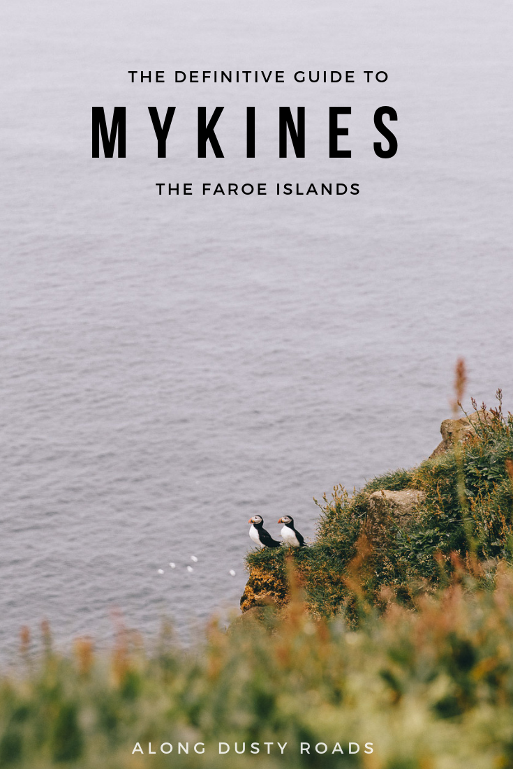 Mykines, the home of puffins, is an integral part of any Faroe Islands itinerary. Here is everything you need to know!