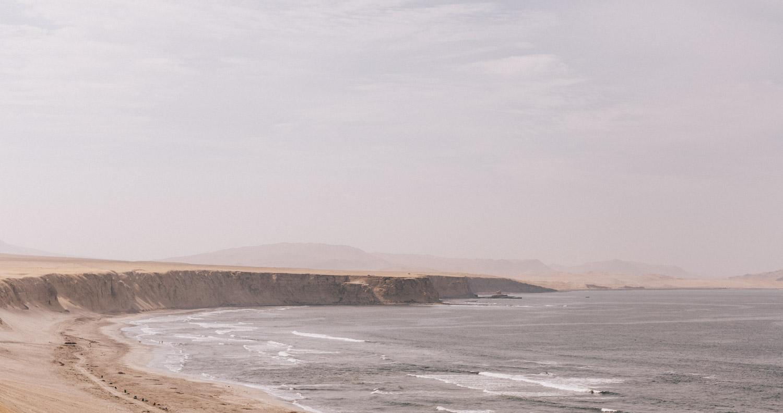 盐湖Supay帕拉卡斯
