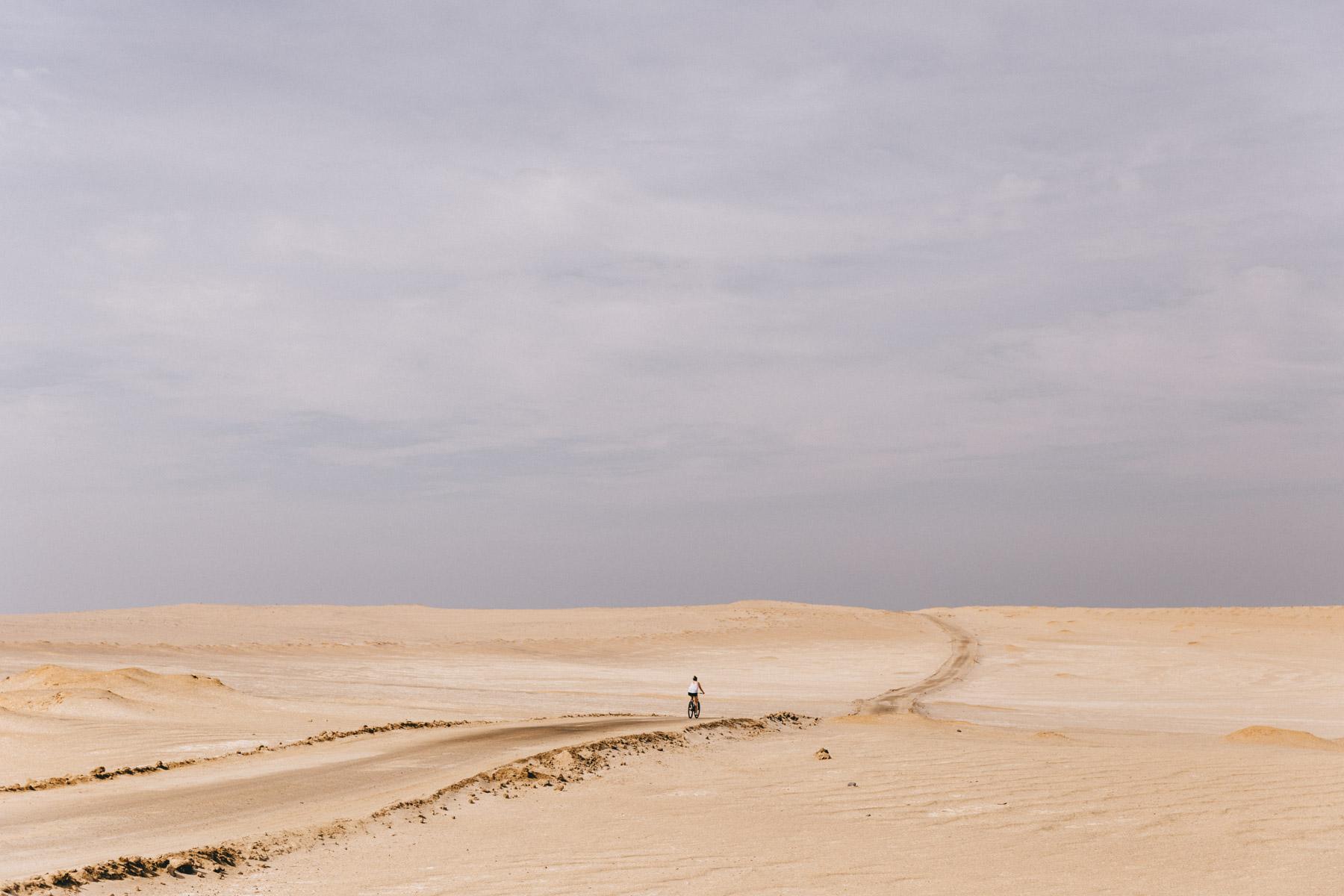 帕拉卡斯国家自行车保护区