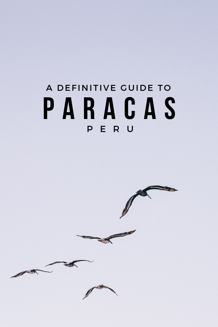 Home of the 'Poor Man's Galapagos (otherwise known as Islas Ballestas), Paracas is a popular spot on the backpacker trail. Find everything you need to plan your trip in this guide!