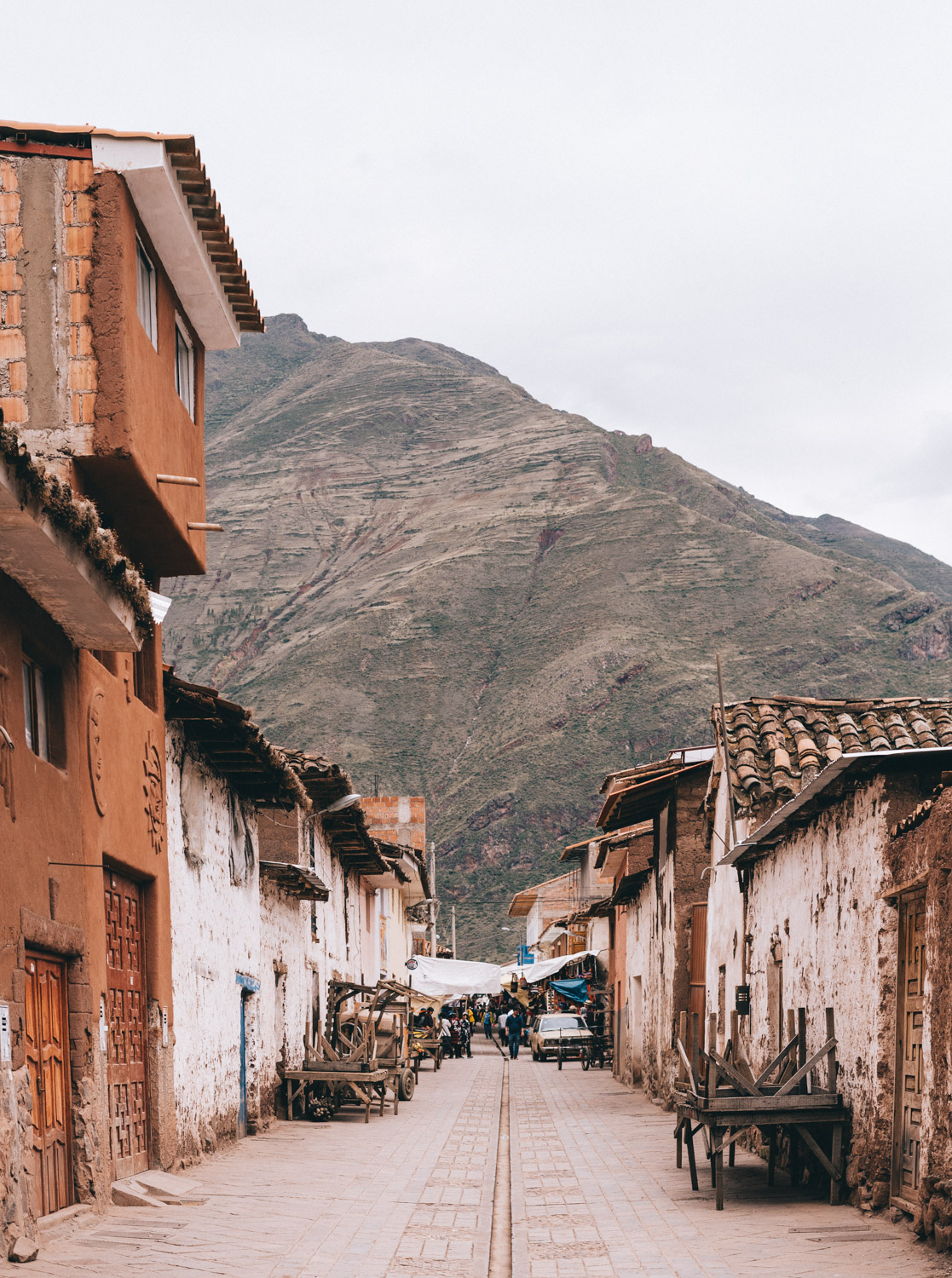 How to get to Pisac from Cusco