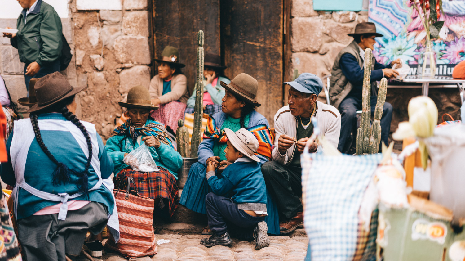 A Day Trip to Pisac | The Ruins + Market — Along Dusty Roads