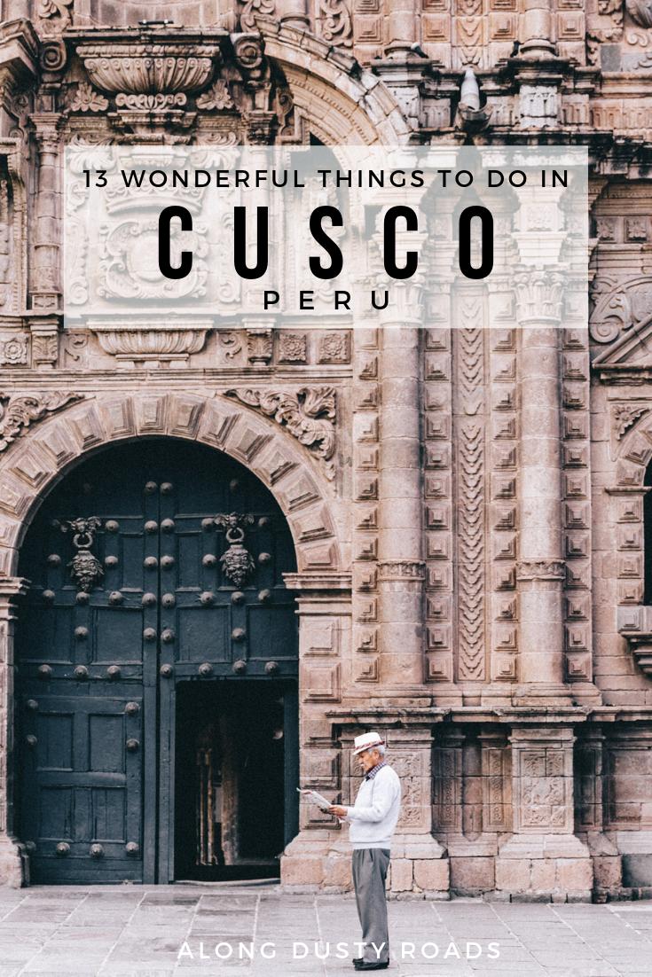 如果你要去秘鲁,你几乎肯定会在库斯科待上一段时间。在这本指南中,你会发现印加城所有最好的事情。