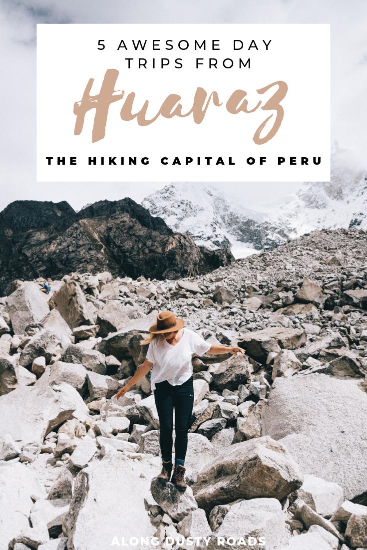 如果你正在计划去秘鲁旅行,并且喜欢徒步旅行,你必须把瓦拉兹加入你的行程。以下是你不能错过的5天徒步旅行!