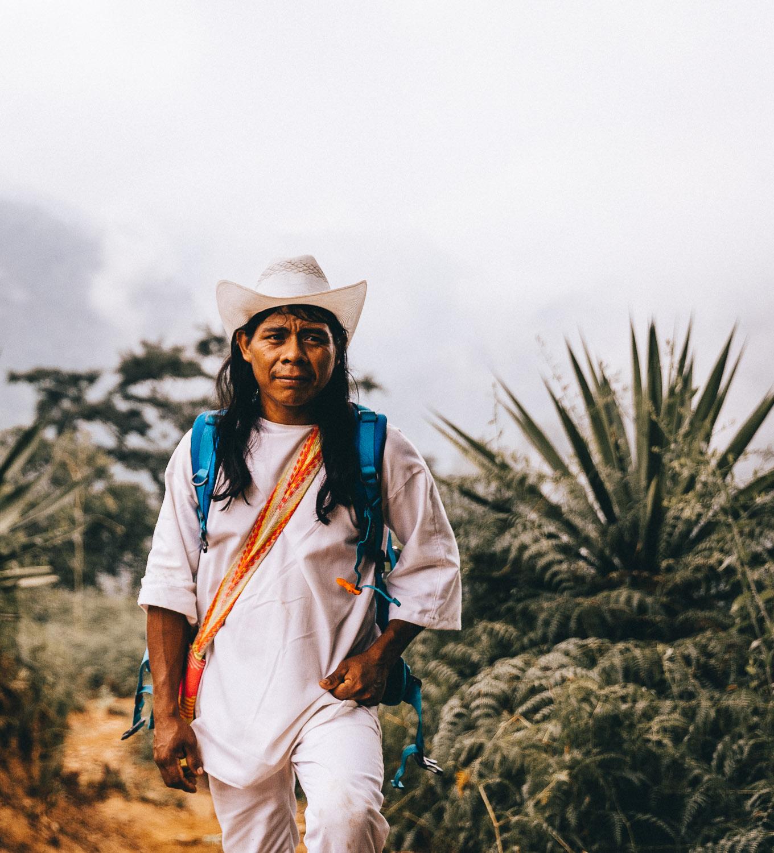 Wiwa Guide Lost City Trek