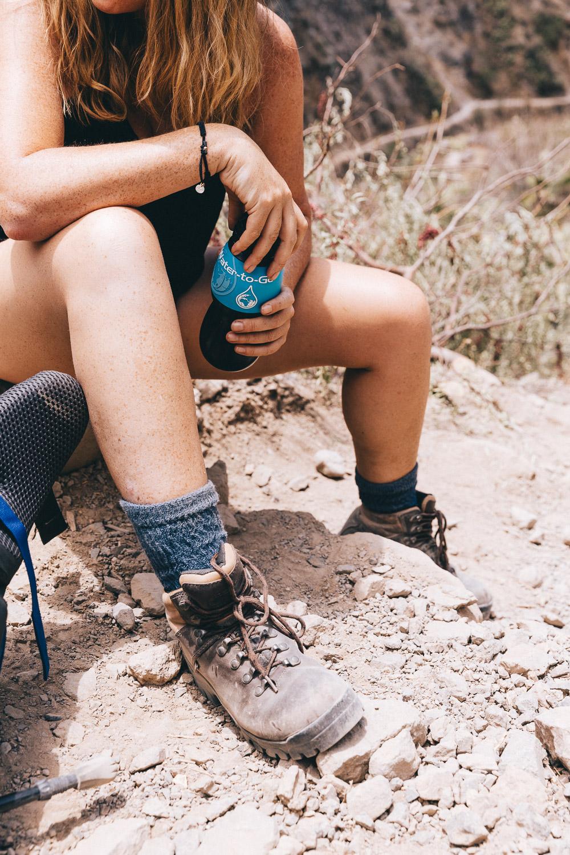 科尔卡峡谷徒步旅行