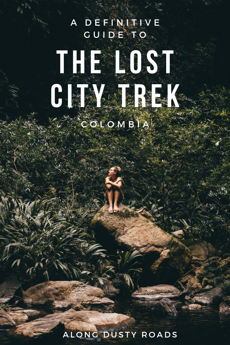 The Lost City Trek in Colombia is exhausting, sweaty and tough - but it's one hell of an adventure! Here's what you need to know.