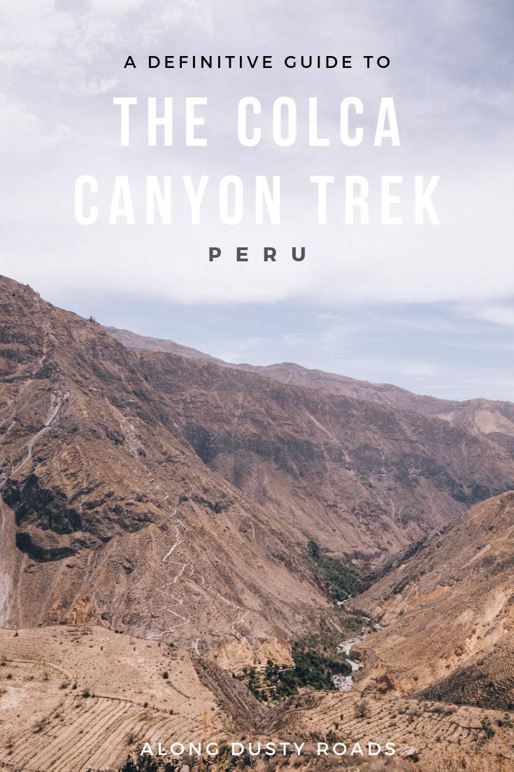 When we say this is everything you need to know before hiking the Colca Canyon, we mean it! Here's your ultimate guide to one of southern Peru's most popular multi-day hikes.