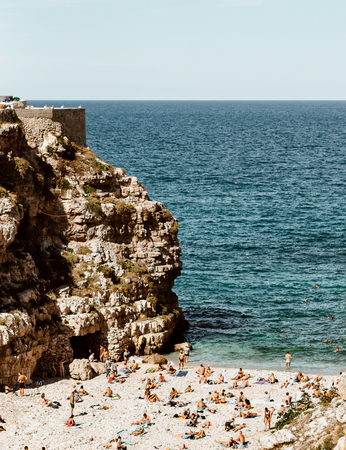 Things to do Polignano a Mare