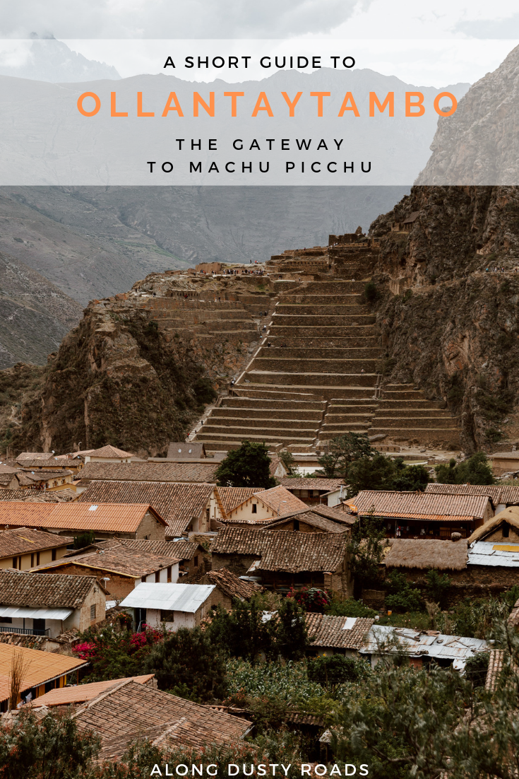 Planning on visiting Machu Picchu? You'll definitely be passing through Ollantaytambo. A beautiful town in its own right, it makes a wonderful addition to your Sacred Valley explorations.  Things to do in Ollantaytambo | Ollantaytambo Guide | Sacred Valley | Ollantaytambo Ruins | Machu Picchu  #MachuPicchu #Ollantaytambo #Peru #Ruins #SacredValley #Cusco