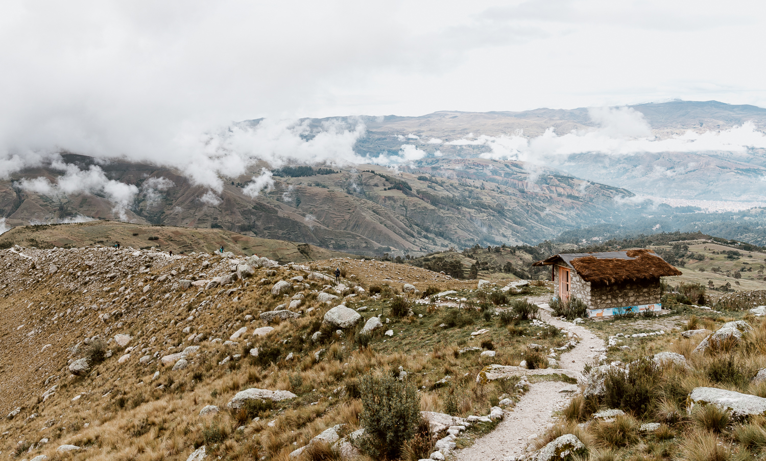 Altitude sickness in South America