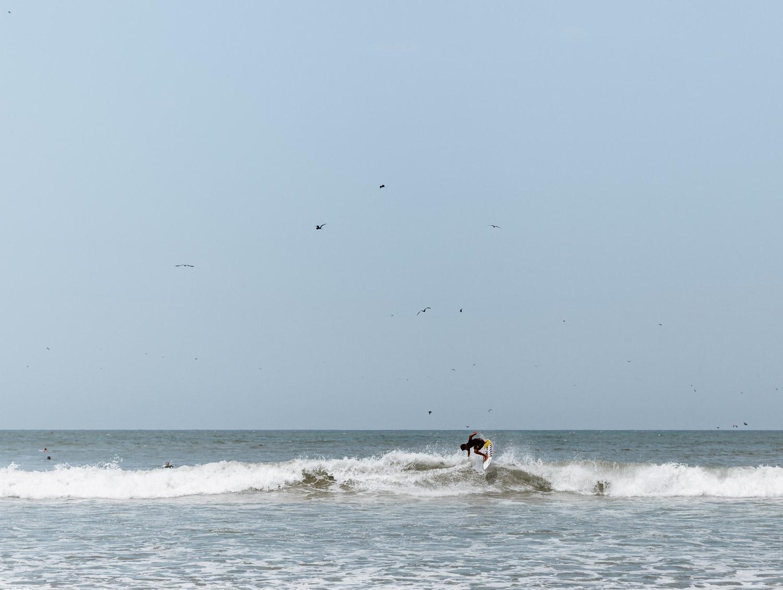 在秘鲁的曼科拉可以做的事情-冲浪