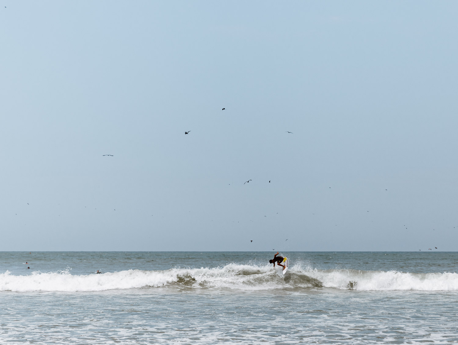Things to do in Mancora Peru - Surfing