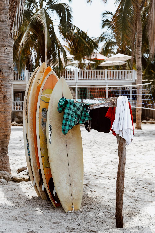 Surfing Mancora