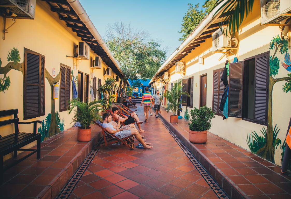 Best Hostels in Cartagena