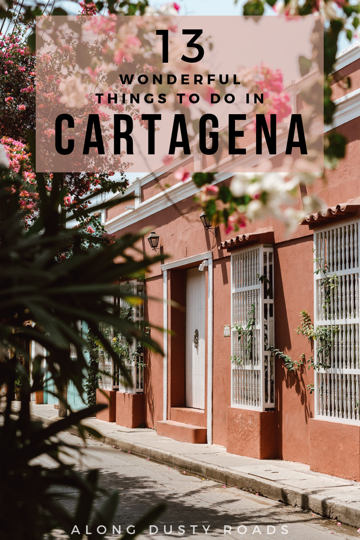 Cartagena is no longer a backpacker secret - it's loud and proud and pulling in every type of tourist from all over the world. Here's our favourite things to do in Cartagena Colombia.  What to do in Cartagena | Guide to Cartagena | Cartagena Photography  | Cartagena Old Town  #Cartagena #Colombia #OldTown #Photography #Caribbean