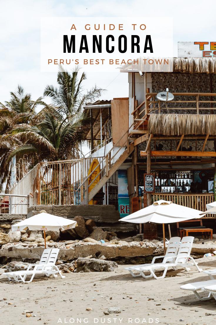 曼科拉:秘鲁最好的冲浪和海滨小镇,也是远离南部寒冷山脉的绝佳去处!以下是我们的指南,包括在曼科拉最好的事情,在哪里住宿和在哪里吃饭。#Mancora #Peru #NorthernPeru #Surf #Surfing #Be…
