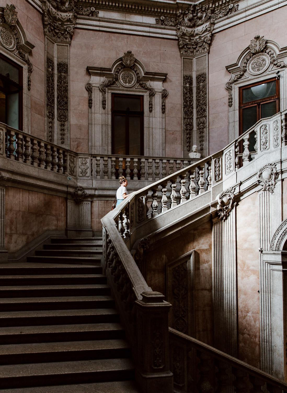 Palacio Bolsa | Porto