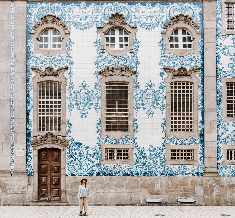 Azulejos | Igreja do Carmo, Porto