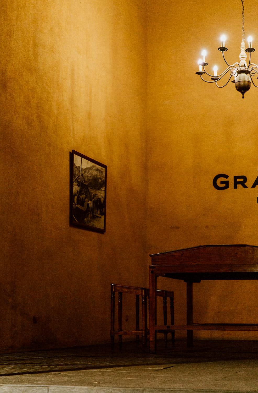 Graham's Port Cellar and Tour | Porto, Portugal