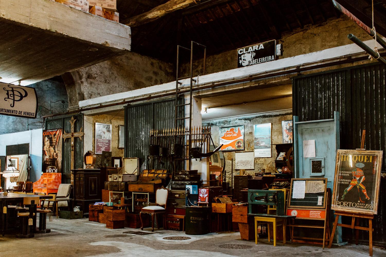 Armazém Warehous and Vintage Shop | Porto, Portugal