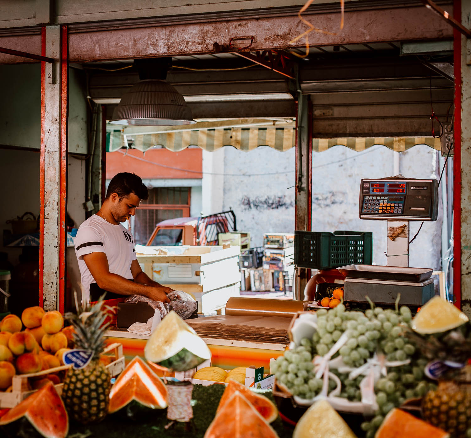 Markets in Palermo - Things to do in Palermo