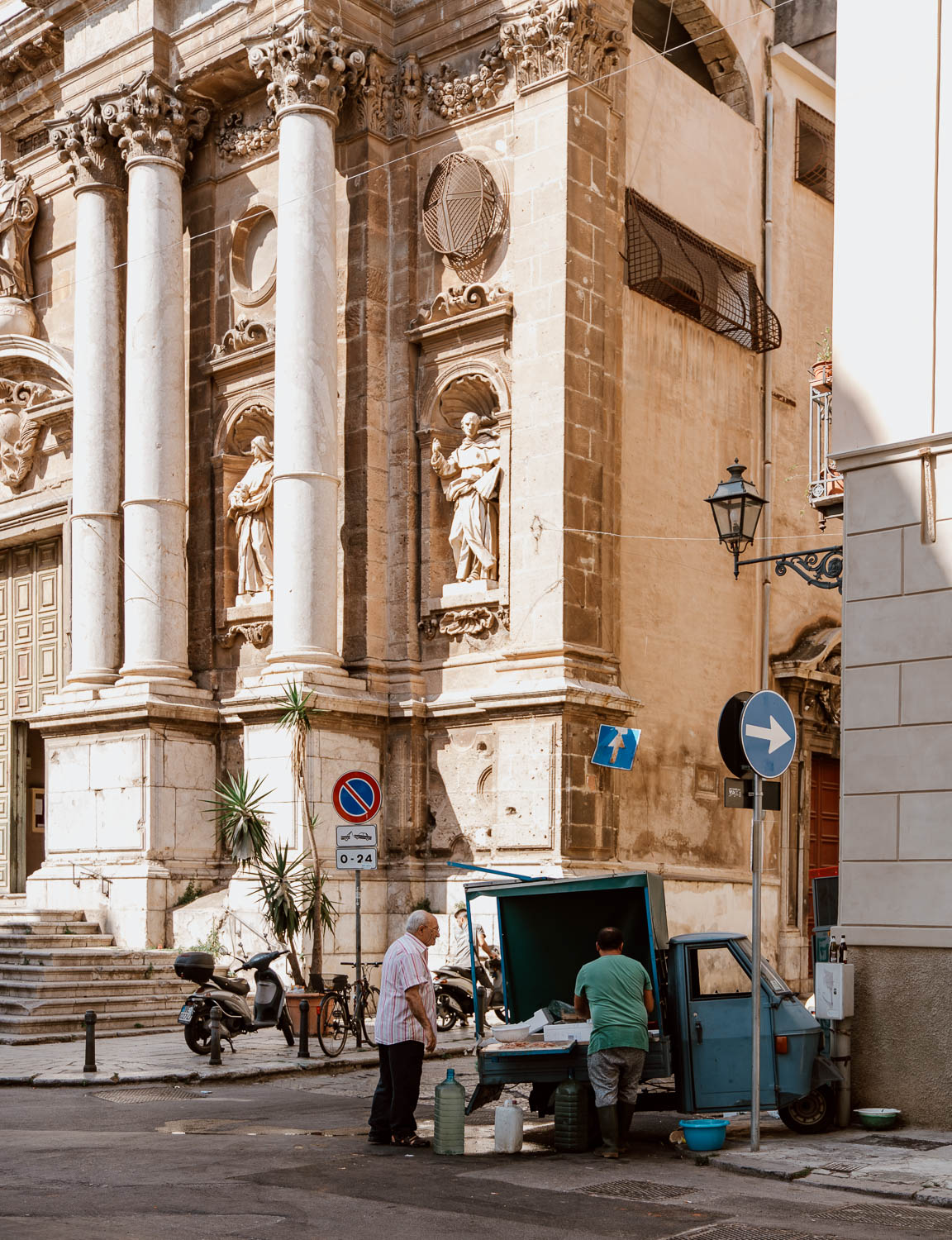 Things to do in Palermo - Along Dusty Roads