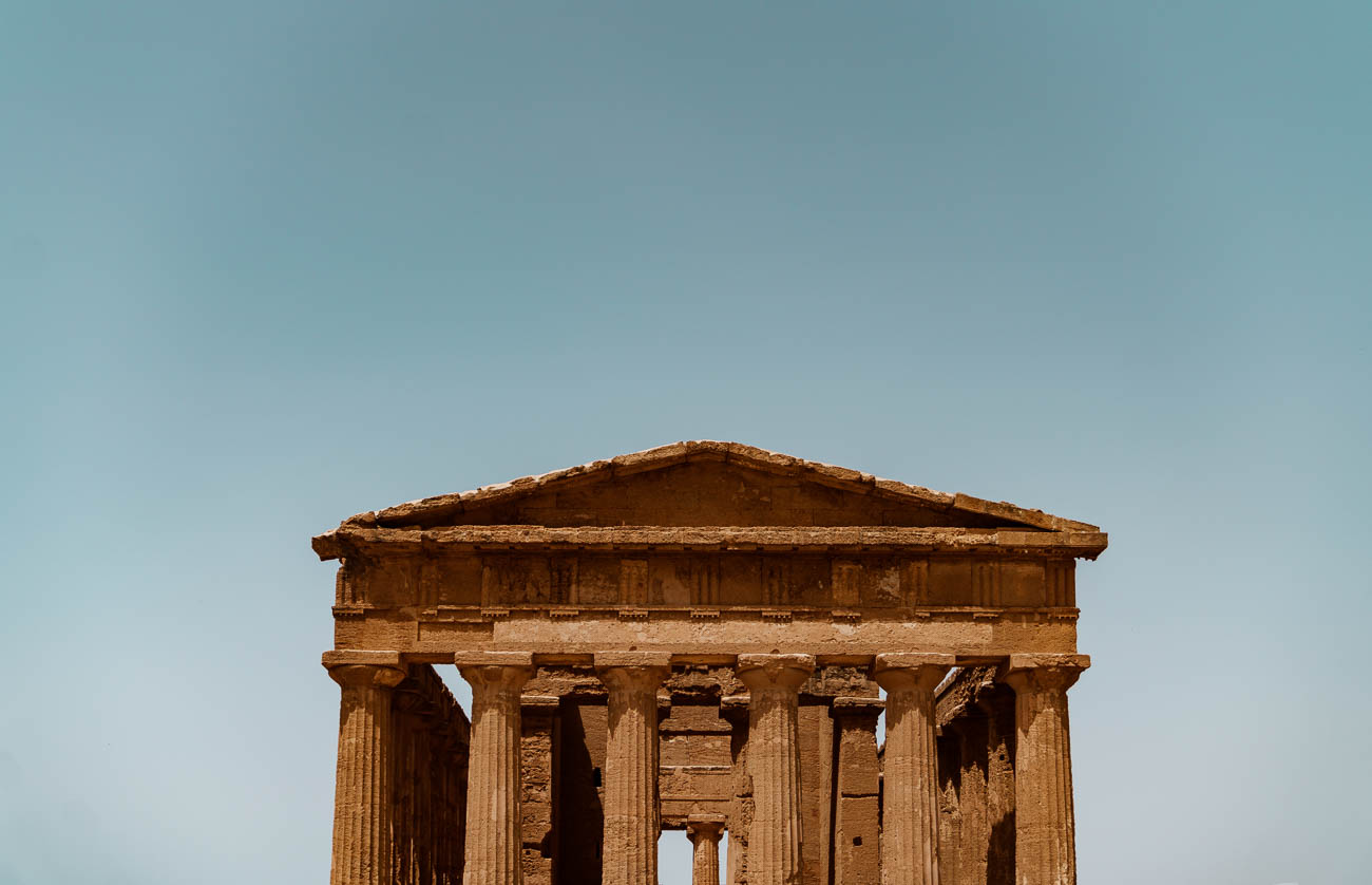 Valley of Temples from Palermo | Valley of the Temples
